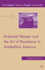 Enslaved Women and the Art of Resistance in Antebellum America - eBook