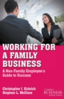 Working for a Family Business : A Non-Family Employee's Guide to Success - eBook