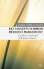 Key Concepts in Human Resource Management - eBook