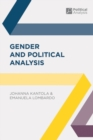 Gender and Political Analysis - Book