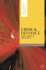 Crime and Deviance - Book