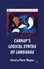 Carnap's Logical Syntax of Language - eBook