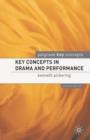 Key Concepts in Drama and Performance - Book