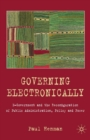 Governing Electronically : E-Government and the Reconfiguration of Public Administration, Policy and Power - eBook