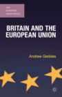 Britain and the European Union - Book