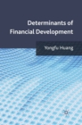 Determinants of Financial Development - eBook
