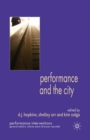 Performance and the City - eBook