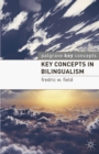 Key Concepts in Bilingualism - eBook