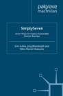 Simply Seven : Seven Ways to Create a Sustainable Internet Business - eBook
