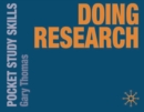 Doing Research - eBook