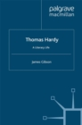 Thomas Hardy : A Literary Life - eBook
