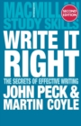 Write it Right : The Secrets of Effective Writing - Book