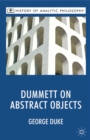 Dummett on Abstract Objects - eBook