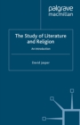 The Study of Literature and Religion : An Introduction - eBook