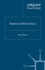 Emerson's Sublime Science - eBook