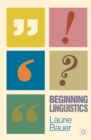 Beginning Linguistics - eBook