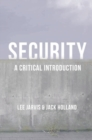 Security : A Critical Introduction - Book