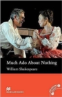 Macmillan Readers Much Ado About Nothing Intermediate Without CD Reader - Book