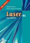 Laser 3rd edition B1 Class Audio CD x2 - Book