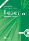 Laser 3rd edition B1+ Workbook with key & CD Pack - Book