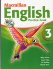 Macmillan English 3 Practice Book and CD Rom Pack New Edition - Book
