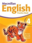 Macmillan English 4 Practice Book and  CD Rom Pack New Edition - Book