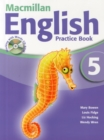 Macmillan English 5 Practice Book and CD Rom Pack New Edition - Book