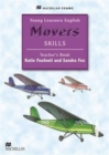 Young Learners English Skills Movers Teacher's Book & webcode Pack - Book