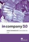 In Company 3.0 Upper Intermediate Level Class Audio CD - Book