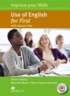 Improve your Skills: Use of English for First Student's Book with key & MPO Pack - Book