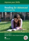 Improve your Skills: Reading for Advanced Student's Book with key & MPO Pack - Book