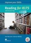 Improve Your Skills: Reading for IELTS 4.5-6.0 Student's Book with key & MPO Pack - Book