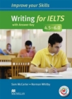 Improve Your Skills: Writing for IELTS 4.5-6.0 Student's Book with key & MPO Pack - Book