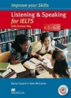 Improve Your Skills: Listening & Speaking for IELTS 4.5-6.0 Student's Book with key & MPO Pack - Book