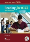 Improve Your Skills: Reading for IELTS 6.0-7.5 Student's Book with key & MPO Pack - Book