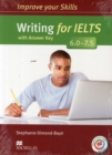 Improve Your Skills: Writing for IELTS 6.0-7.5 Student's Book with key & MPO Pack - Book