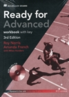 Ready for Advanced 3rd edition Workbook with key Pack - Book