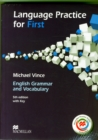 Language Practice for First 5th Edition Student's Book and MPO with key Pack - Book