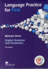 Language Practice for First 5th Edition Student's Book and MPO without key Pack - Book