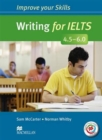 Improve Your Skills: Writing for IELTS 4.5-6.0 Student's Book without key & MPO Pack - Book