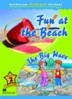 Macmillan Children's Readers Fun at the Beach Level 2 - Book