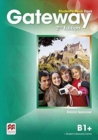 Gateway 2nd edition B1+ Student's Book Pack - Book