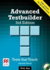 Advanced Testbuilder 3rd edition Student's Book with key Pack - Book