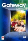 Gateway 2nd edition B1 Online Workbook Pack - Book