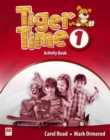 Tiger Time Level 1 Activity Book - Book