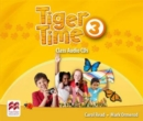Tiger Time Level 3 Audio CD - Book