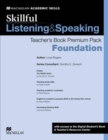 Skillful Foundation Level Listening & Speaking Teacher's Book Premium Pack - Book