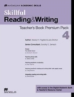 Skillful Level 4 Reading & Writing Teacher's Book Premium Pack - Book