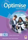 Optimise B2 Student's Book Pack - Book