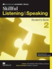 Skillful Level 2 Listening & Speaking Student's Book Pack - Book